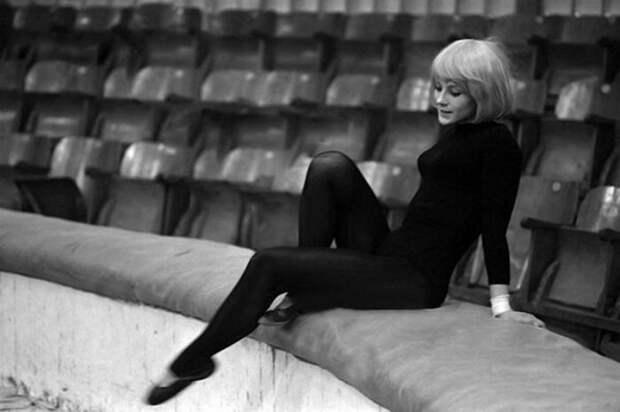 Редкие фотографии любимых советских артистов