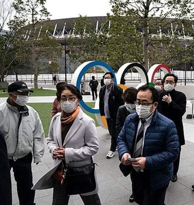 В Японии продлили режим ЧС, но Олимпиаду отменять не собираются