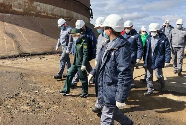 В российские компании могут нагрянуть с проверками после ЧС в Норильске
