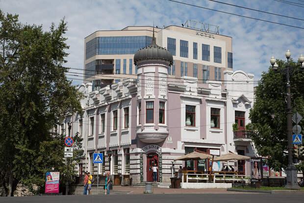 Что посмотреть в Хабаровске за один день