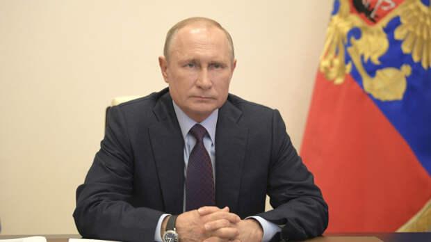 Александр Роджерс: Россия под ударом — но Путин владеет ситуацией