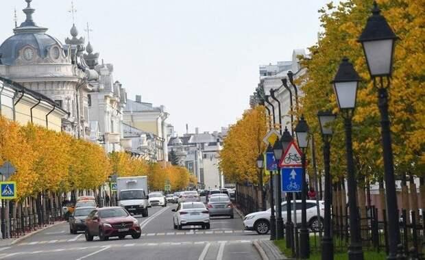 В Татарстане синоптики прогнозируют облачную погоду с прояснениями