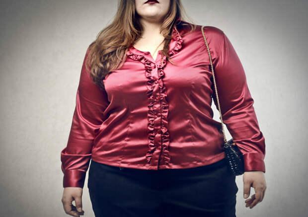 Вот почему мужчины не хотят встречаться с толстыми женщинами