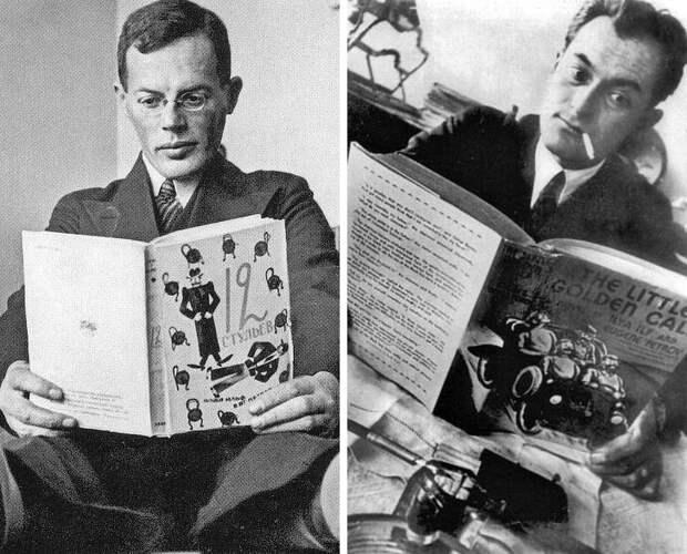 20+ фактов о гениальных писателях, которым весь мир благодарен за Остапа Бендера