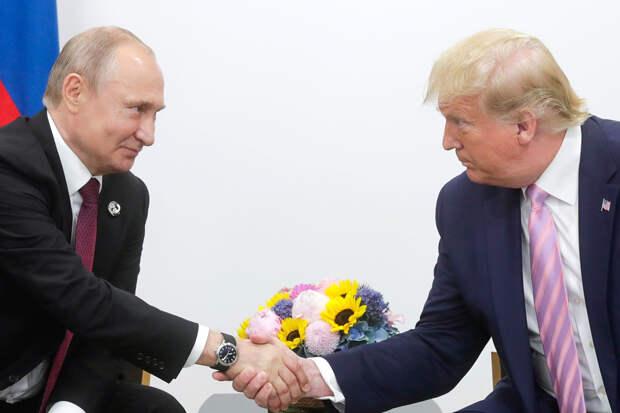 Трамп назвал Путина «шахматистом мирового уровня»