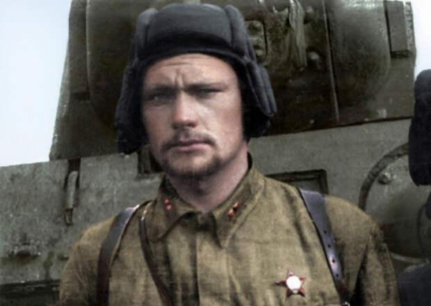 Американский защитник советской Родины
