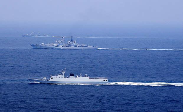 Россия не рекомендует США играть с нами в «морской бой»