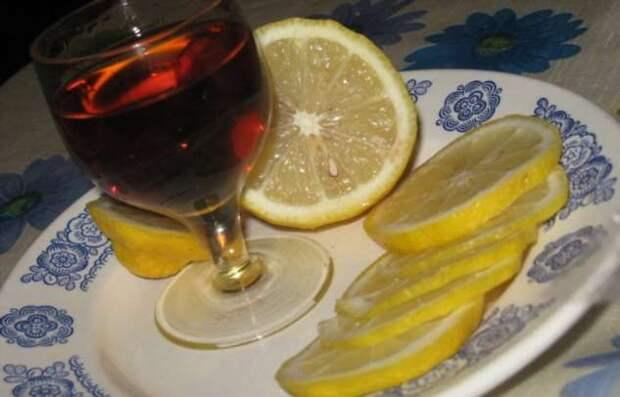 Откуда взялась традиция закусывать коньяк лимоном