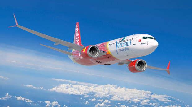 Вьетнамские авиакомпании приобретают самолеты Boeing сотнями штук
