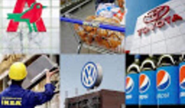 Цифра дня: зарубежные компании зарабатывают в России не меньше Газпрома