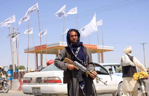 Талибы начали наступление на Кабул