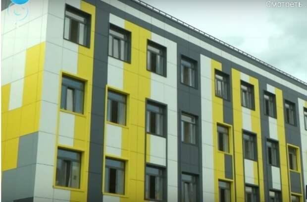 Новое здание гимназии №3 в Академгородке достроят до конца года