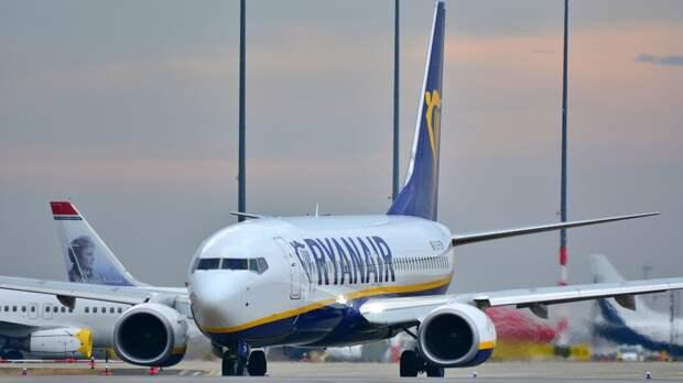 """МИД Великобритании исключил """"причастность"""" Москвы к инциденту с Ryanair"""