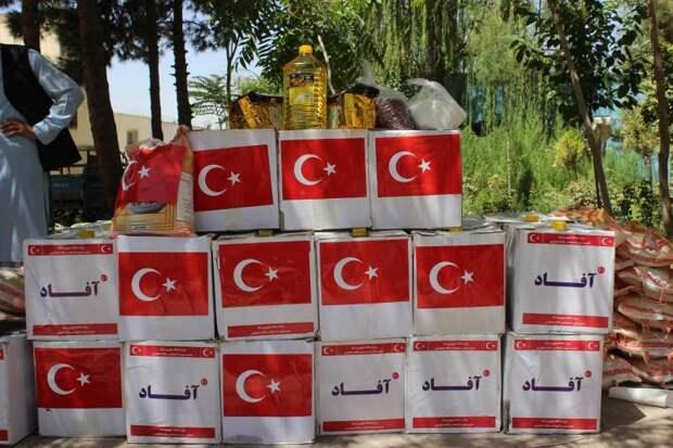 Им не важен свой народ? Турецкие СМИ о гумпомощи для российского Кавказа