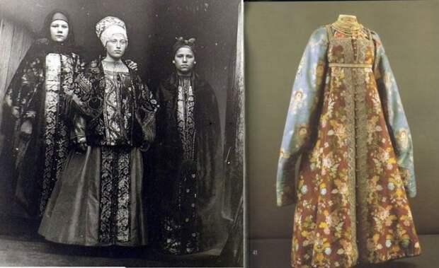 Как это было: сарафан, сборник, душегрея и другая праздничная одежда русских крестьян