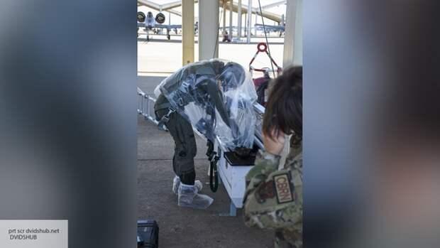 Защиту американских пилотов сравнили с презервативом