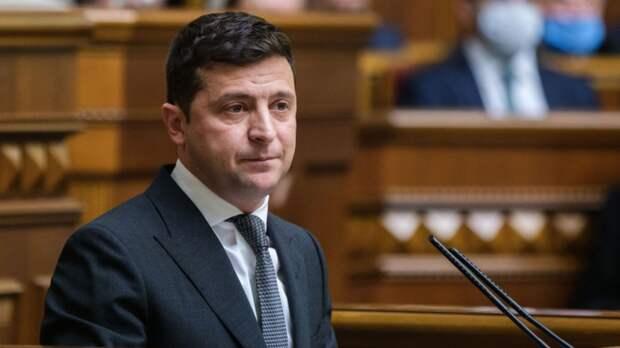 Депутаты Украины предложили Зеленскому разорвать отношения с РФ