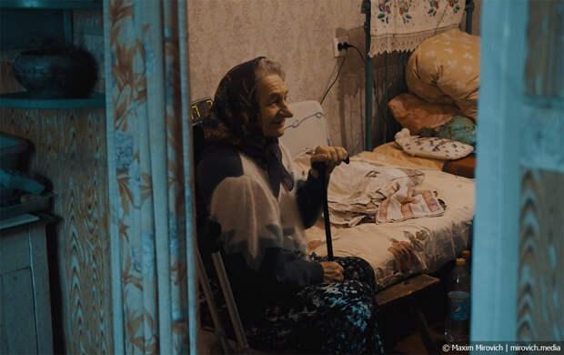 Новый фильм про самосёлов Чернобыля!