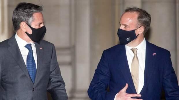 Главы МИД G7 настроены на сотрудничество с Россией