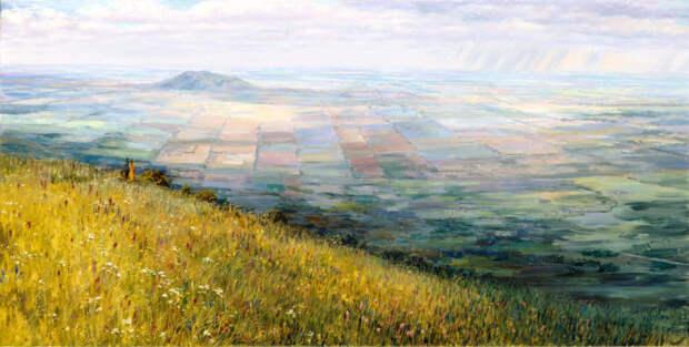 художник Мария Вишняк картины - 19