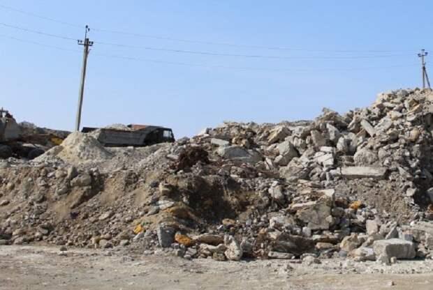 Охраняющих Севастополь от строительного мусора казаков усилит вице-губернатор
