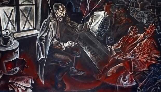 Музыкальная минутка. Как композитор Шостакович 78 лет назад смог деморализовать немцев и подарить надежду блокадникам