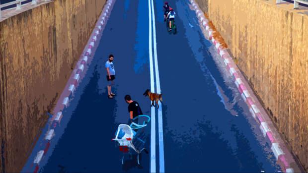 Юлия Меламед о том, что сейчас происходит на улицах израильских городов