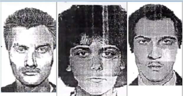"""""""Учения"""" ФСБ в Рязани, 1999г"""