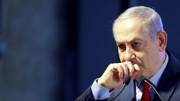 В нынешнем противостоянии с Палестиной решается судьба Нетаньяху