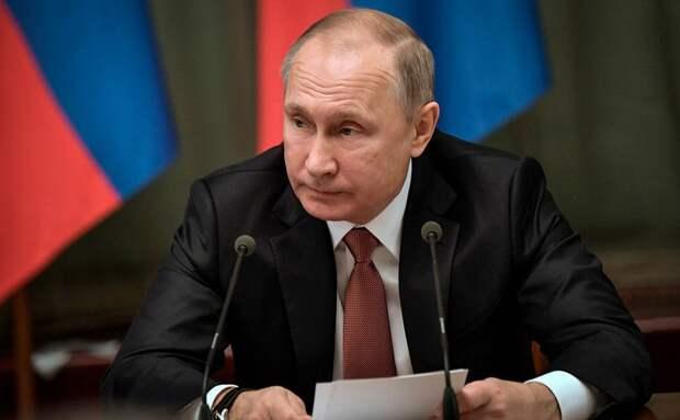 Путин поручил ввести единый подход к обеспечению безопасности российских школ