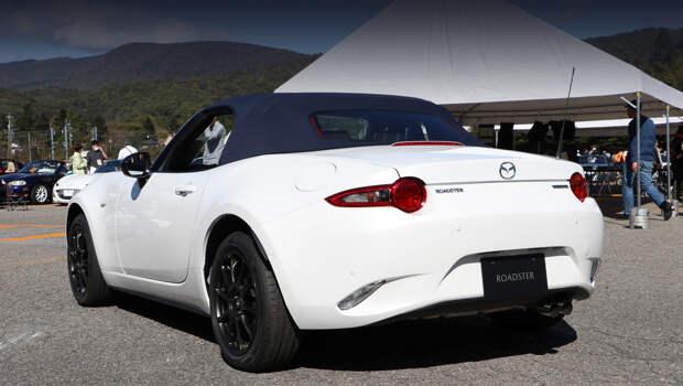 Облегчённая Mazda Roadster 990S достанется лишь японцам