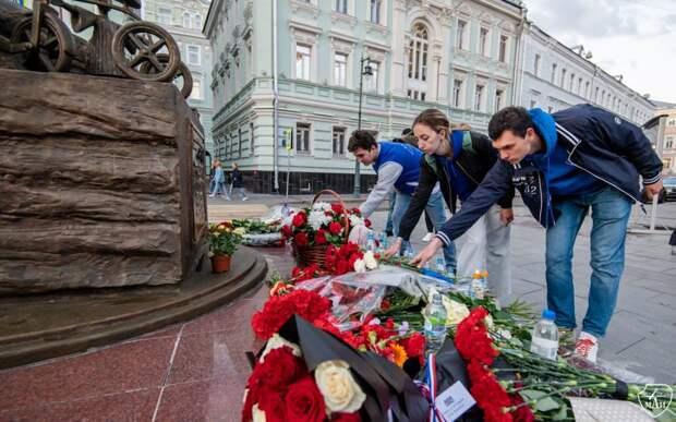 Студенты МАИ почтили память жертв трагедии в Беслане