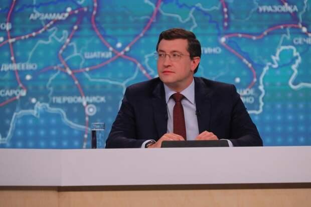 Прямая связь: о чëм нижегородцы спросили губернатора