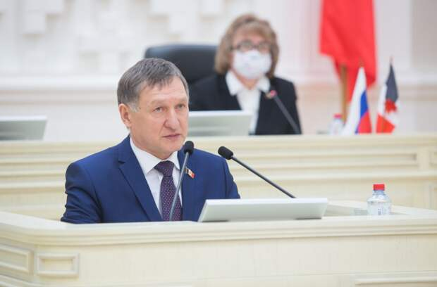 Председатель Госсовета Удмуртии Владимир Невоструев в 2019 году заработал 5,1 млн рублей