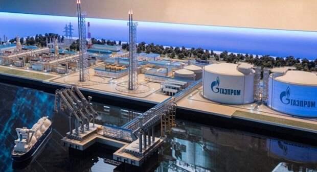 Мощность всех СПГ-проектов РФ превысит 125 млн тонн в год