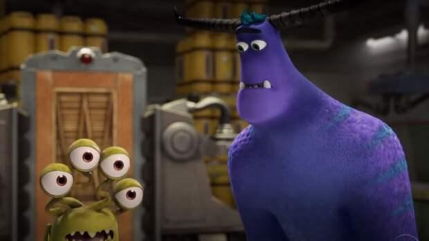 Disney показала тизер мультсериала по «Корпорации монстров»