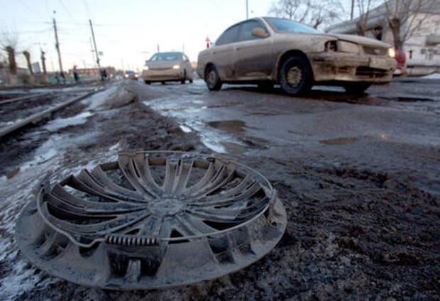Статистика ГИБДД: плохие дороги страшнее пьяных водителей