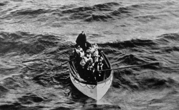 Самые низкие поступки пассажиров Титаника