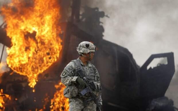 Удастся ли у США покрыть «чернильными кляксами» Центральную Азию?