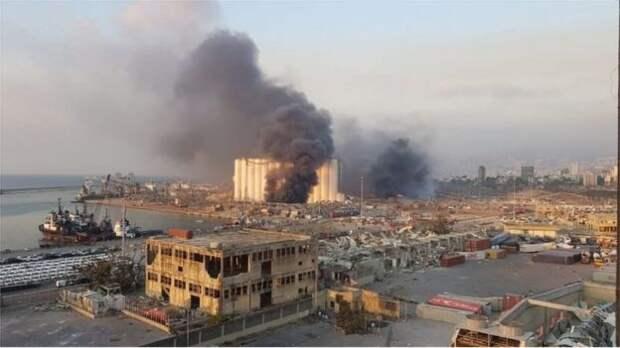 2020, остановись. Сегодня произошел взрыв в Бейруте