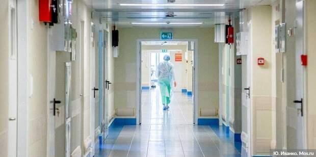 В Москве выросла нагрузка на поликлиники, врачи снова работают на износ. Фото: Ю. Иванко mos.ru