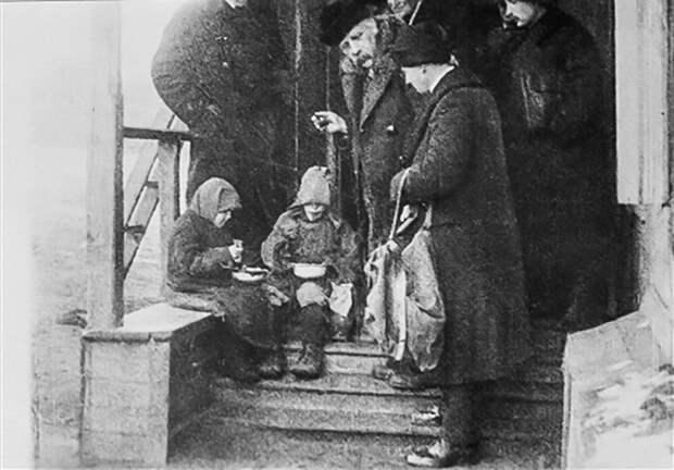 Как норвежский полярник Нансен спасал голодающих в России