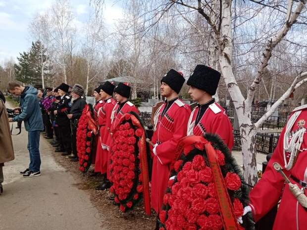 В Краснодаре прошли Приднестровские поминовения