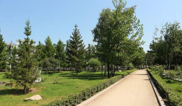 Проект озеленения экопарка Нижнего Тагила утвержден окончательно