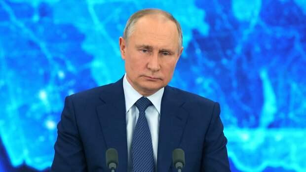 Путин жестко раскритиковал украинский законопроект о коренных народах