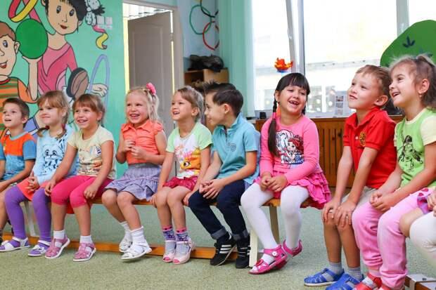 В Николаевке открылся первый модульный  детский сад «Морячок»