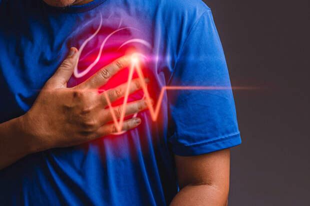 Назван неожиданный симптом инфаркта