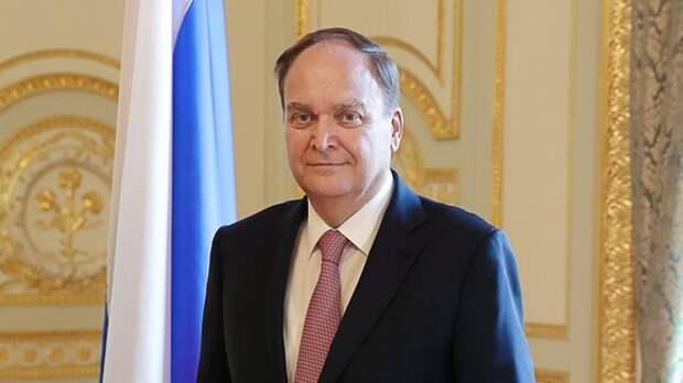 Посол России в США привился вакциной Moderna