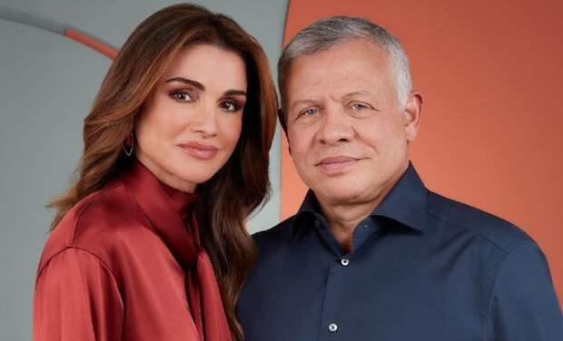 Королева Рания поздравила короля Абдаллу с 28-й годовщиной свадьбы