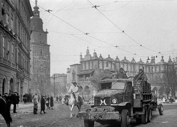 Мы не позволили Гитлеру уничтожить Краков